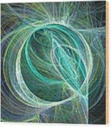 Flares Wood Print