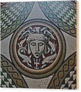 Floor At Victoria And Albert Museum Wood Print