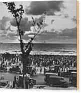 Florida: Miami Beach, 1927 Wood Print