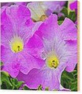Flower 18 Wood Print