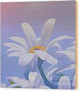 Flower For You Wood Print