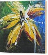Flower Of Felucia Wood Print