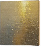 Flowing Gold 7646 Wood Print