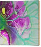 Fluidism Aspect 524 Photography Wood Print