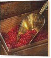 Food - Candy - Hot Cinnamon Candies  Wood Print