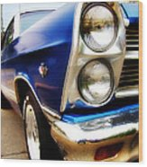 Ford Fairlane Wood Print
