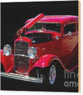 Ford Vicky 1932 Wood Print