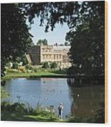 Forde Abbey I Wood Print