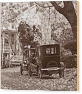 Fords At Harpers Ferry Wood Print