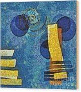 Formes - 09g Wood Print