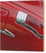 Forty Nine Buick Wood Print