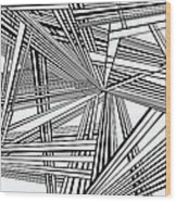Foundations Wood Print