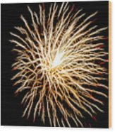 Fourth Of July Wood Print