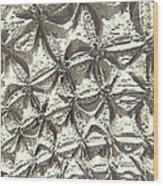 Fractal Wall Wood Print