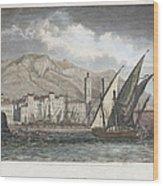 France: Toulon, C1850 Wood Print