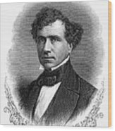 Franklin Pierce (1804-1869) Wood Print