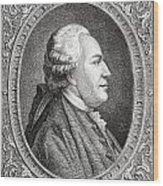 Franz Anton Mesmer, 1734-1815. Viennese Wood Print