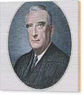 Frederick Vinson (1890-1953) Wood Print