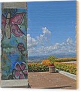 Free - The Berlin Wall Wood Print