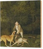 Freeman - The Earl Of Clarendon's Gamekeeper Wood Print