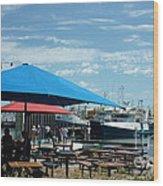 Fremantle Wood Print