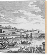 French Revolution: Vendee Wood Print