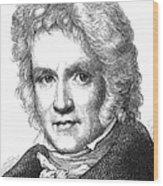 Friedrich Wilhelm Bessel Wood Print