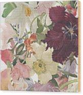 Full Bloom #1 Wood Print