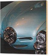 Fx58 Studebaker Wood Print