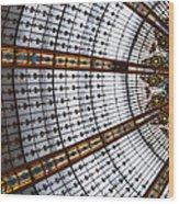 Galleries Laffayette II Wood Print