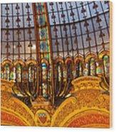 Galleries Laffayette Iv Wood Print