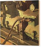 Gauge Wood Print