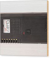 Geiger Counter Wood Print
