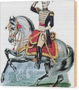 General Andrew Jackson, Hero Of New Wood Print
