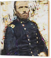 General Grant Wood Print