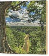 Genesee Wood Print