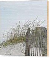 Gentle Breeze Wood Print