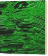 Gentle Giants In Colors Wood Print