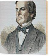 George Boole (1815-1864) Wood Print