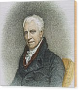 George Crabbe (1754-1832) Wood Print
