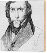 George Cruikshank (1792-1878) Wood Print by Granger