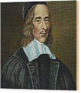 George Herbert (1593-1633) Wood Print