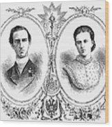 George I (1845-1913) Wood Print