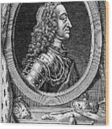 George II (1683-1760) Wood Print