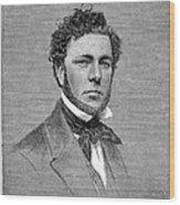 George Steers (1820-1856) Wood Print