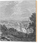 Georgia: Macon, 1863 Wood Print