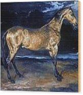 Gericault: Horse Wood Print