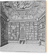 Germany: Gallery, 1731 Wood Print