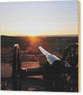 Gettysburg 31 Wood Print