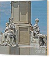 Gettysburg Memorial Wood Print